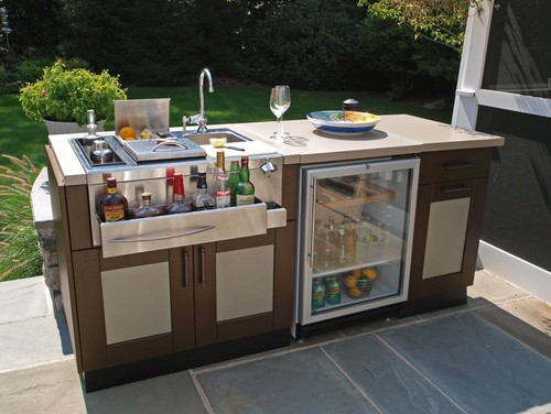 Outdoor Bars Design Gadgets and Party Tips  Entertaining
