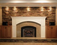 Fireplace Makeover - Family Room - cleveland - by ...