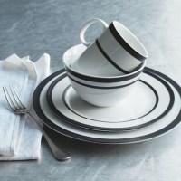 Fusion Dinnerware Set - Modern - Dinnerware - by West Elm