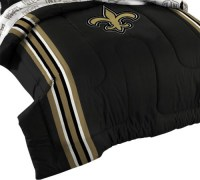 NFL New Orleans Saints Football Twin-Full Bed Comforter ...