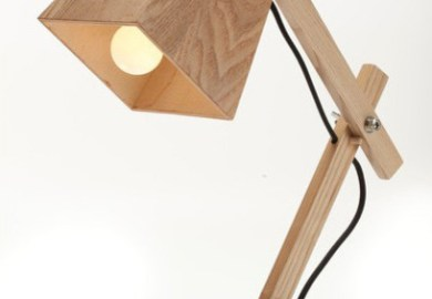 Bedside Lamps Wooden