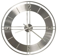 "Howard Miller Modern 30"" Oversized Quartz Wall Clock ..."
