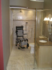 Handicapped Accessible & Universal Design Showers ...