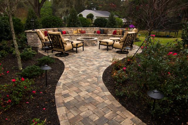 Beautiful Outdoor Patios in Orlando Brick Pavers Stone