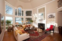 Designing the million dollar home - Contemporary - Living ...