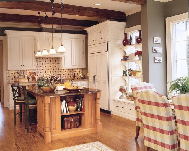 Southern Living Idea House Kitchen  Traditional  Kitchen