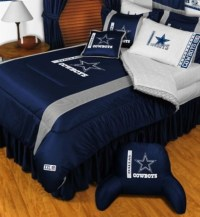 Dallas Cowboys NFL Bedding - Sidelines Complete Set ...