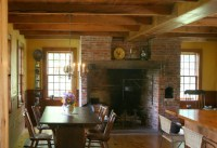 Historic Replica Colonial - Farmhouse - Kitchen ...