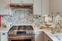 Vintage Cottage Kitchen Remodel - Eclectic - new york - by ...