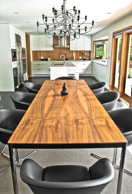 mango design co modern dining room