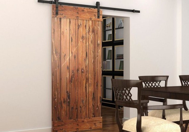 Modern Sliding Barn Door Hardware