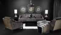 Sleek and Chic Living - Contemporary - Living Room - by Z ...