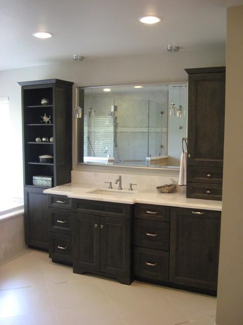 Spa Inspired Master Bath  Traditional  Bathroom  los