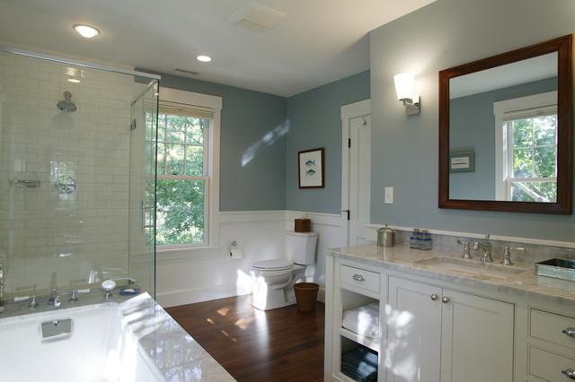 Cape Cod Renovation  Master Bath  Traditional  Bathroom