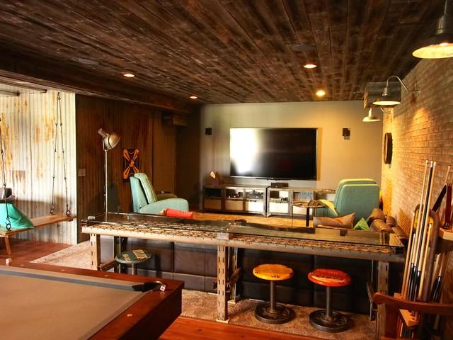 kitchen design naperville laminate countertop industrial basement - denver by ...
