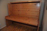 Hidden Desk Bed - Traditional - Desks And Hutches ...