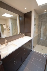 Capitol Hill Condo Bathroom Remodel - Modern - Bathroom ...