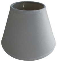 Threaded UNO Downbridge Lampshade, Light - Traditional ...