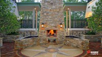 Isokern Fireplaces - Traditional - Patio - sacramento - by ...