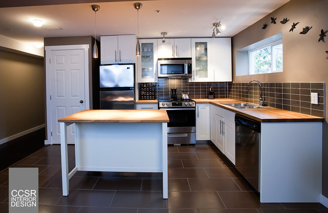 - Kitchen - By CCSR Interior