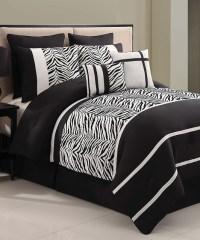 Best 28+ - And Black Zebra Comforter Set - my room zebra ...