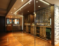 Modern Wine Cellars by Papro Consulting - Modern - Wine ...