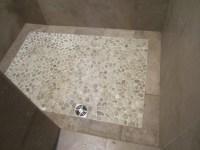 Pebble Shower Floor - Contemporary - Bathroom - chicago ...