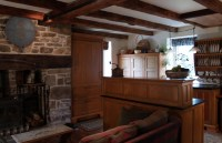 A Keeping Room Kitchen - Traditional - Kitchen - other ...