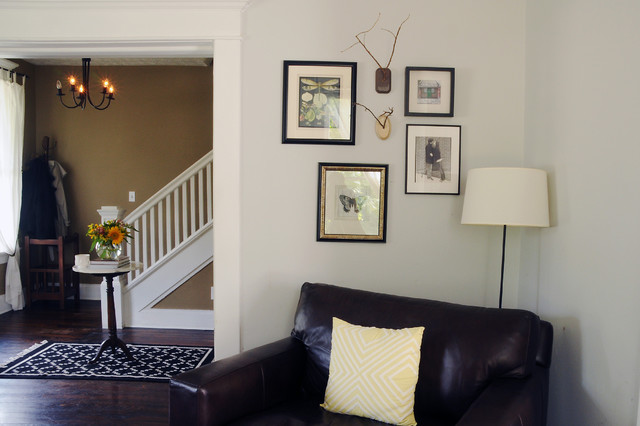 Erin Souder Houzz Tour traditional living room