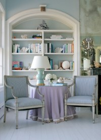 Lavender Living Room - Beach Style - Living Room - new ...