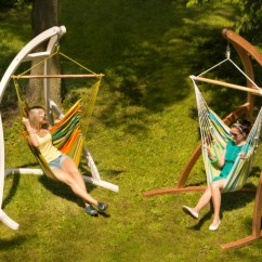 Rope Chair Swing Stand Retro Dining Table And Chairs Gumtree Timber Hanging - Contemporary Hammocks Other Metro By Let's ...
