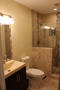 Small Bathroom Remodeling / 2014-Alexandria, VA ...
