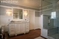 Jan & David's Elegant Colonial Revival traditional-bathroom