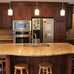 Outdoor Kitchens Las Vegas Discount Kitchen Knobs And Pulls Giallo Ornamental Granite