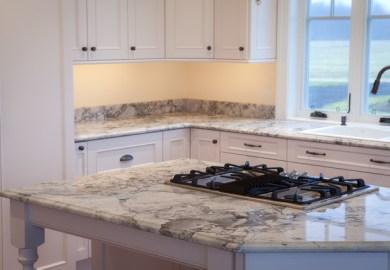 Fantasy White Granite Home Design Ideas Pictures Houzz