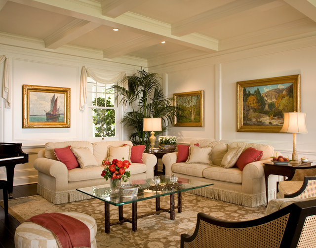Pin Colonial American Style For Interior Design On Pinterest