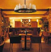 Candelier Ceiling Fan from Casablanca Fan Co.