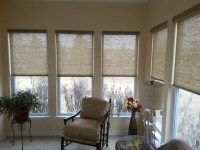 Sunroom - Beach Style - Window Treatments - charleston ...
