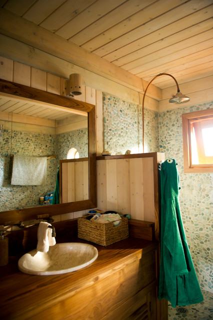 Lifestyle by Design  Tropical  Bathroom  hawaii  by