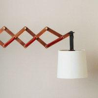 Accordion Sconce