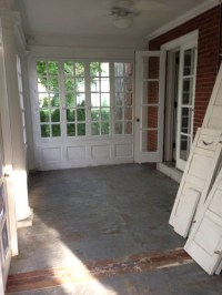 Enclosed Porch Floor Color - Paint