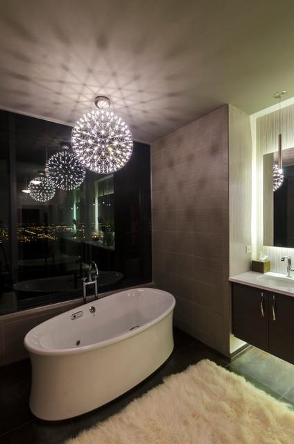 hanging pendant light living room asian themed design raimond led suspension by moooi - contemporary bathroom ...