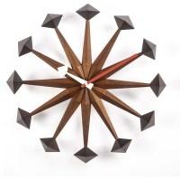 George Nelson Polygon Clock