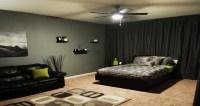 Modern Bachelor's Room