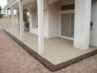 Patios - Traditional - Porch - las vegas - by Pebble Stone ...