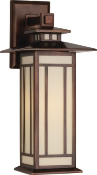 Candler Wall Sconce - Craftsman - Outdoor Wall Lights And ...