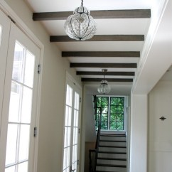 Blown Glass Pendant Lighting For Kitchen Chairs With Arms Foyer/hallway - Traditional Hall Chicago By ...