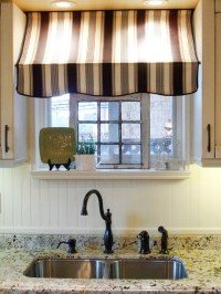 Kitchen Window Canopy - Kitchen - toronto