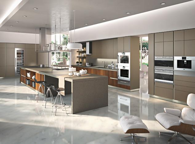 Way by Snaidero Design  Modern  Kitchen  other metro