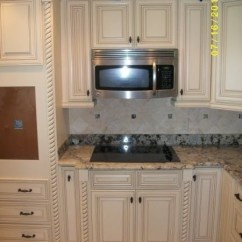 Off White Kitchen Cabinets Outdoor Diy With Glaze Home Design And Decor Reviews Traditional Other